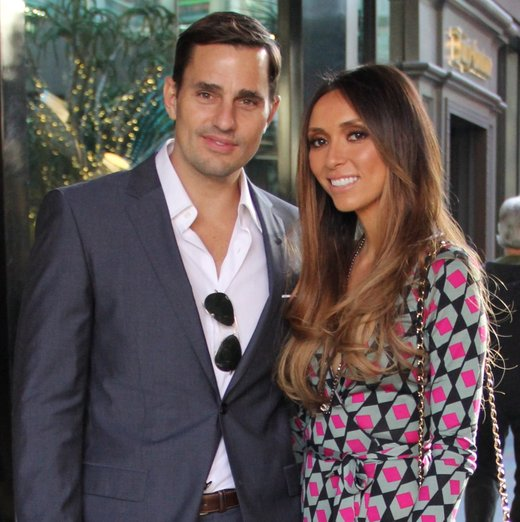 Giuliana in Bill Rancic