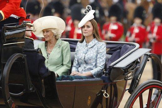 Uradno praznovanje 89. rojstnega dne britanske kraljice Elizabete II. - 7
