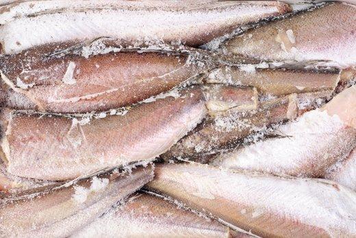 Zamrznjene ribe