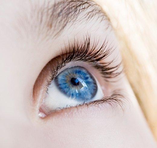 Vnetje oči