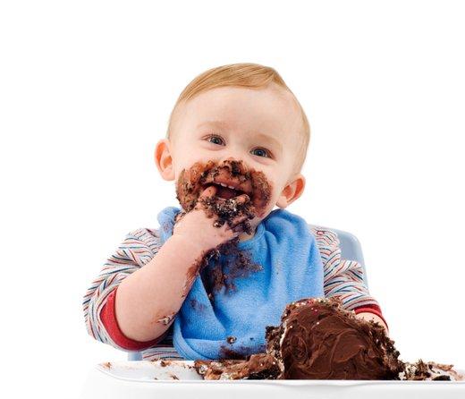 Hrana in malček