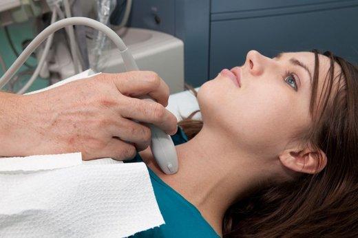Pregled žleze ščitnice