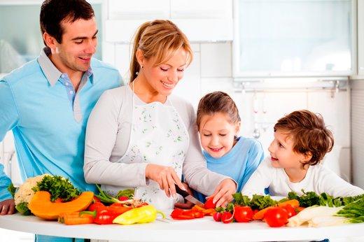 Družinsko kuhanje
