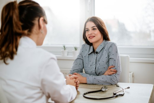 Obisk pri ginekologu