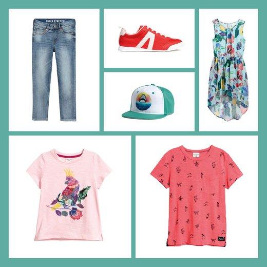 H&M otroška oblačila
