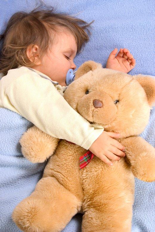 Otrok med spanjem