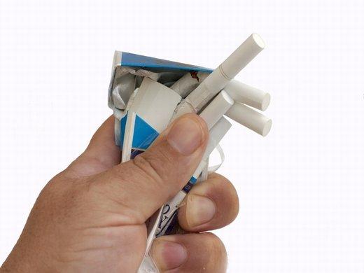 Odvajanje kajenja