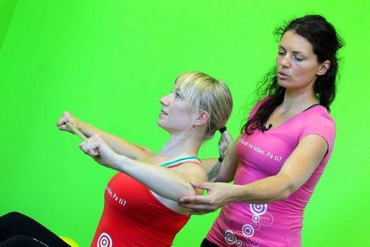 Pilates za nosečnice - 8