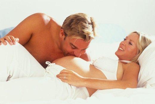 Spolnost med nosečnostjo