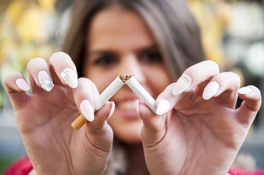 Odvajanje od kajenja