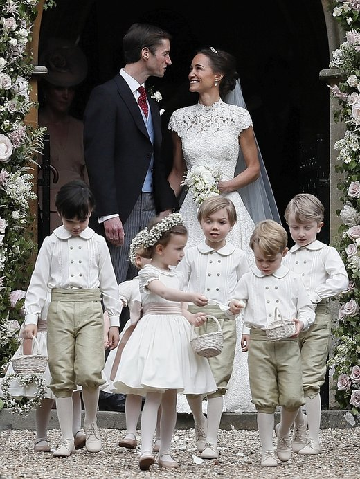 Pippa Middleton in James Matthews po poroki - 5