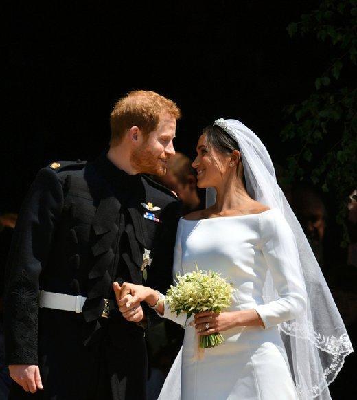 Princ Harry, Meghan Markle