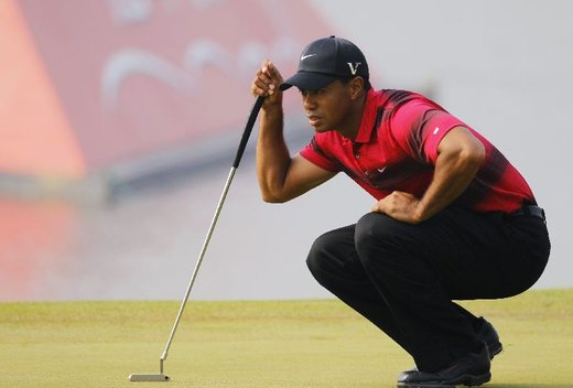 tiger, woods, hsbc 2