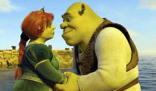 Shrek tretji