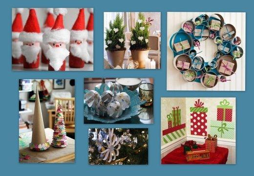 Domača božično-novoletna dekoracija - 2