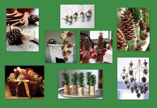 Domača božično-novoletna dekoracija - 3
