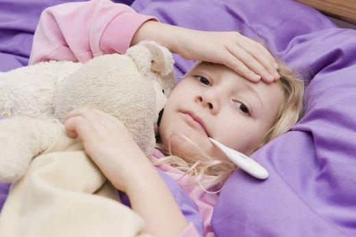 Bolna deklica