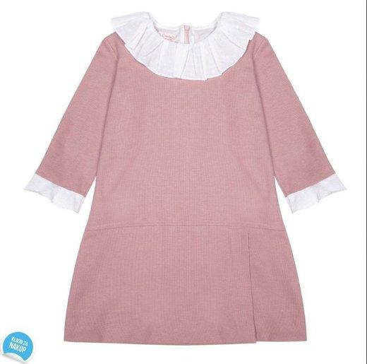 Obleka za deklico