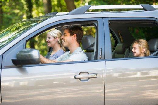 Vožnja z avtomobilom