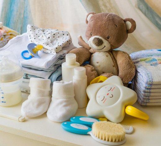 oprema za novorjenčka