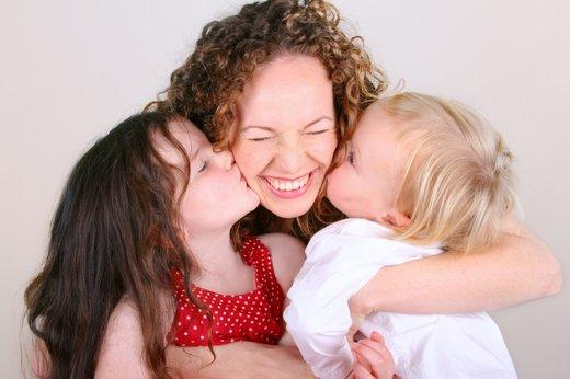 Mama in hčerki