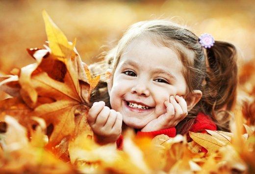 Vesela deklica