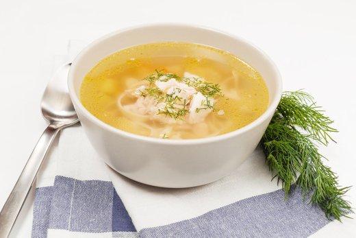 Kokošja juha