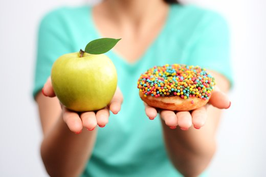 Zdrava in nezdrava hrana