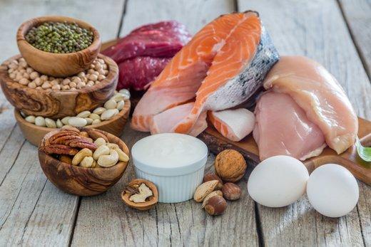 Beljakovine in zdrave maščobe