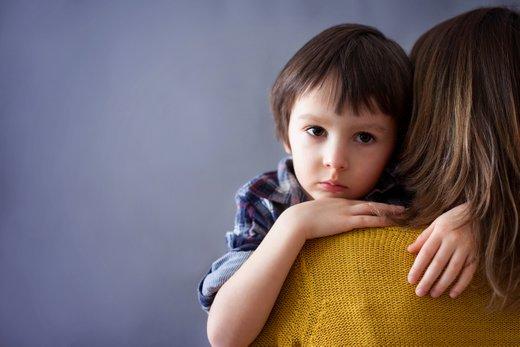 žalovanje otroci