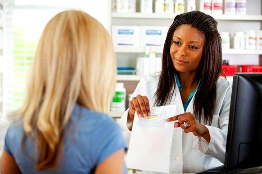 dober nasvet farmacevtke