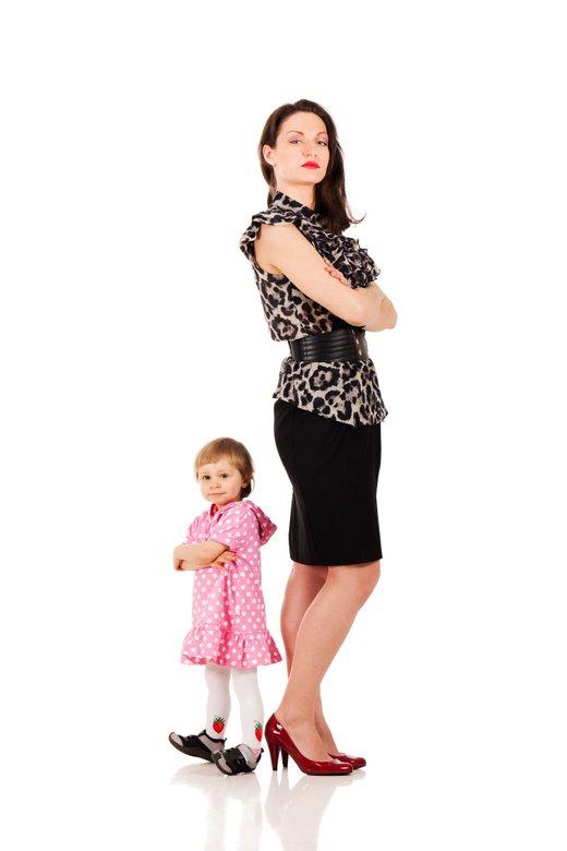 Mama s hčerko