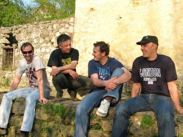Kok Band se vse bolj uveljavlja na dolenjskem glasbenem prizori?cu