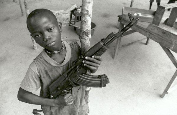 Zgodovina otroškega dela v slikah - 2