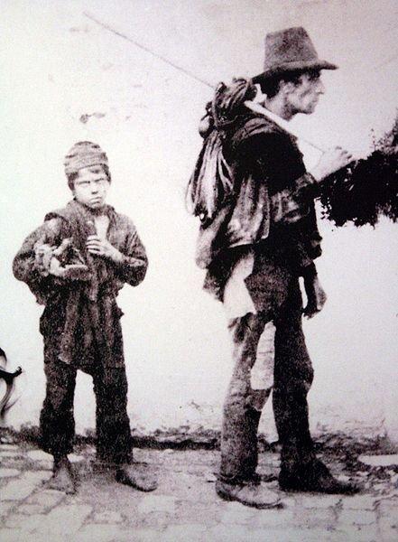 Zgodovina otroškega dela v slikah - 3