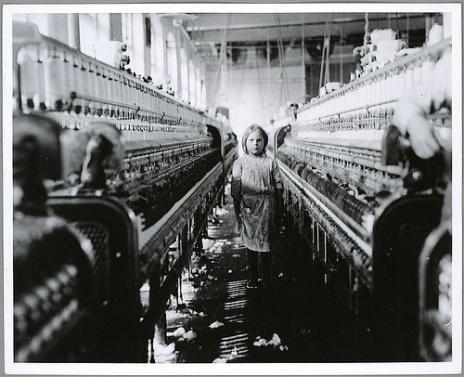 Zgodovina otroškega dela v slikah - 6