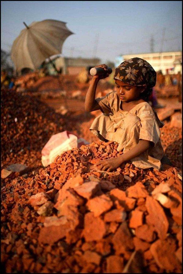 Zgodovina otroškega dela v slikah - 9