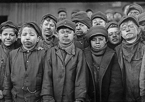 Zgodovina otroškega dela v slikah - 10