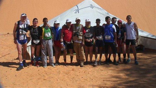 Slovenec na maratonu po puščavi - 8