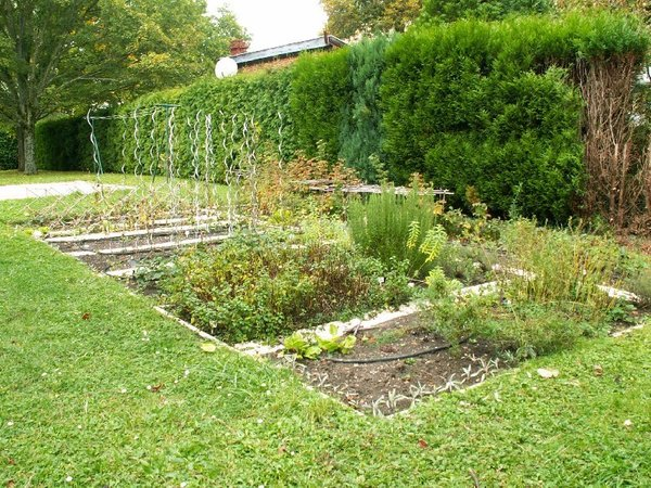 Mali kuhinjski vrt for Faire un plan de jardin