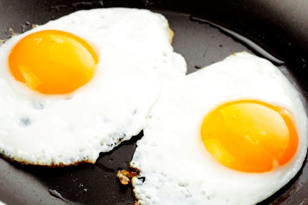 Jajca na oko