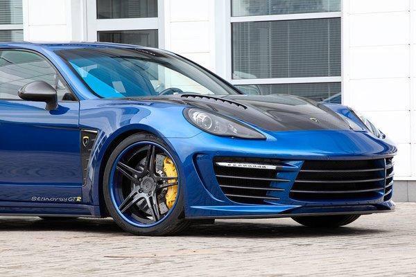 Porsche panamera stingray GTR 7/25 - 9