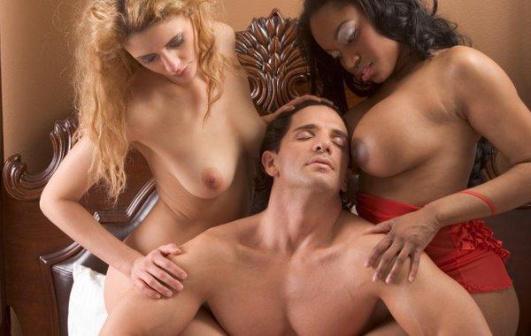 pred seksom v troje