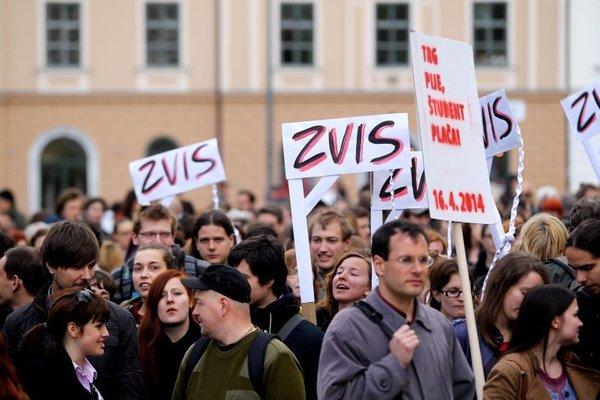 Protest proti šolninam - 5