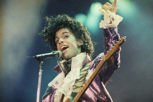 Življenje in ustvarjanje glasbenika Princea - 6