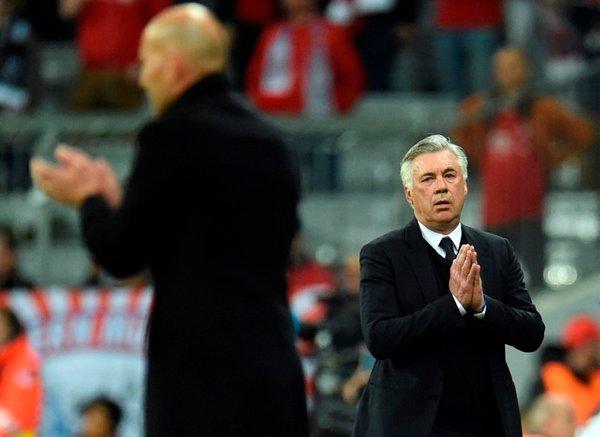 Bayern Munchen - Real Madrid - 5