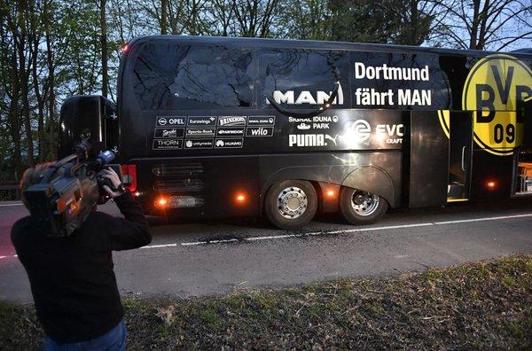 Eksplozija v Dortmundu - 1