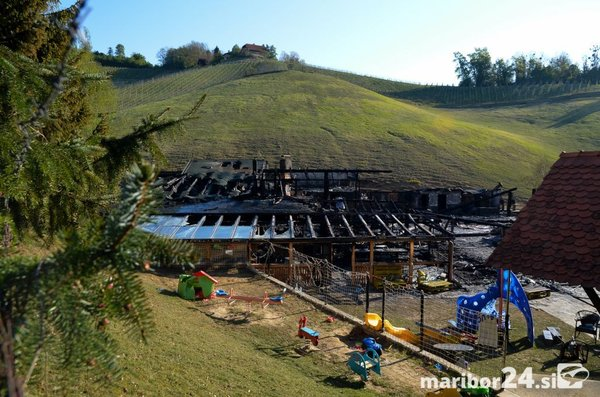 Požar v Mariboru - 3