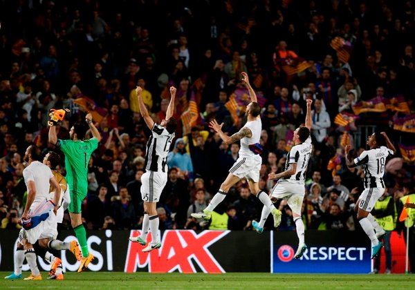 Barcelona Juventus - 1