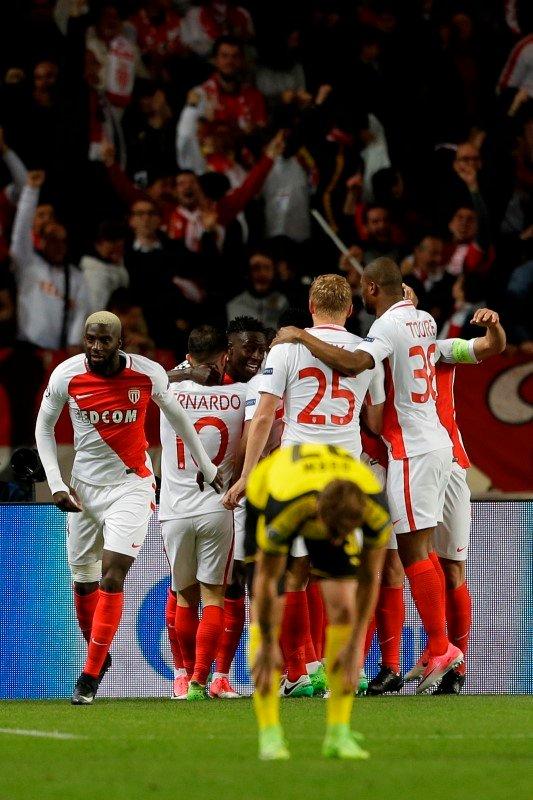 Monaco - Borussia Dortmund